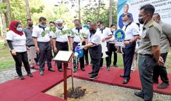Perak on a roll in '100 Million Trees Planting' mission