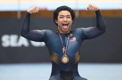 Fadhil looks to better year after clocking impressive time