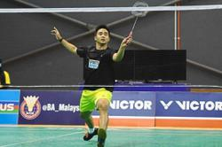 Joo Ven rubbishes favourites tag, expects tough match against Ramdan