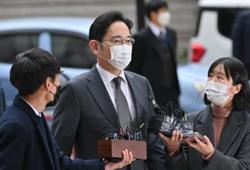 Samsung leader Jay Lee vows change in graft trial's final hearing