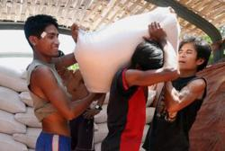 Myanmar surpasses rice export target