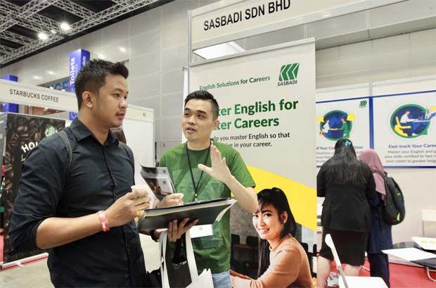 Sasbadi booth at an exhibition. - FilepicSasbadi booth at exhibition