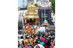 Chariot procession in Penang to be cancelled