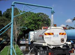Air Selangor: 67% of burst pipe repair works in D'sara Utama completed