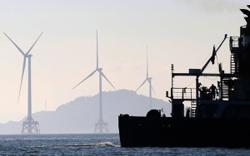 China's offshore wind power efforts gain ground