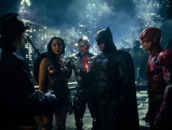 'Justice League' actor Ray Fisher says he's done working with DC Films president