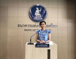 Thai central bank worried at larger economic impact after virus surge