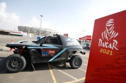 Rallying-Dakar racers ready for Saudi desert after COVID quarantine