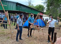 New camping site for Scouts