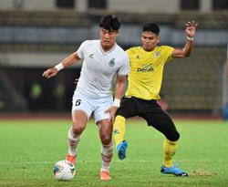 Shahrel aims for more after bagging best striker award