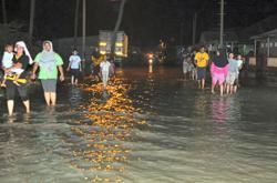 High-tide phenomenon hits Terengganu coastal districts