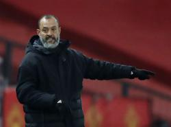 Soccer-No excuses for Wolves' collapse at Brighton, says Nuno