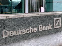Deutsche Bank CEO seeks key role in banking consolidation