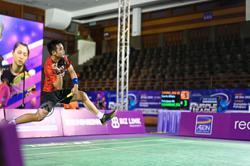 Joo Ven edges teammate Iskandar to capture Purple League title