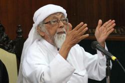 Indonesia set to free Bali bombing-linked cleric Bashir