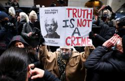 U.S. will continue to seek Assange's extradition -U.S. Justice Department