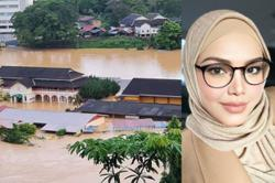 'I can barely see my school's rooftop,' Siti Nurhaliza on flood-hit alma mater