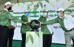 Sabah targets to plant 36 million trees in five years