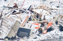 Missing people presumed dead after Norway landslide, police chief says
