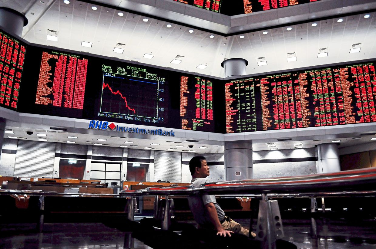 Pressure easing: Nearly RM1bil worth of shares were short sold on the first trading day of 2021, with over 94% of the short-selling volume recorded among the big four glove stocks.