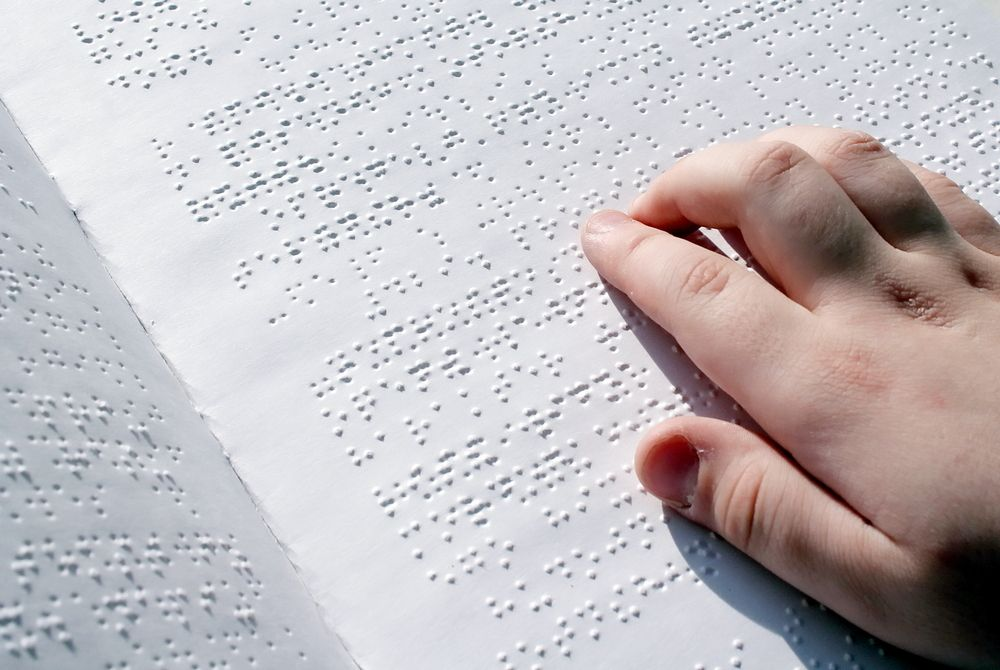 Malaysia may be ahead of other Asean countries when it comes to Braille education, but it is nevertheless hindered by issues such as securing copyrights for translation and the high cost of production for Braille reading materials. Photo: AFP