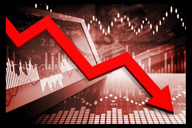 The FBM KLCI fell for the second day in three days, dragged down by banks.