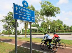 Ministry plans to make cycling safer in KL and Putrajaya
