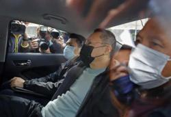Dozens 'held for breaking National Security Law' in Hong Kong
