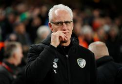 Cyprus' APOEL sack coach Mick McCarthy after two months