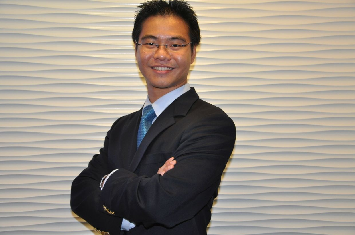 MSc Construction Project Management alumni Goh Tze Meng found his passion and purpose with Heriot-Watt University Malaysia.