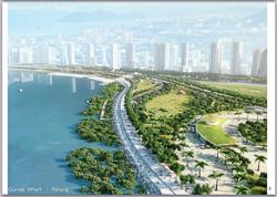 Wharf project moving ahead