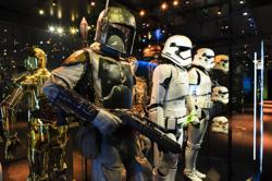 200 artefacts from original 'Star Wars' films to be exhibited in Singapore