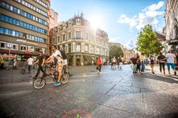 Oslo reaps benefits of its nearly car-free city centre