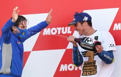 Team boss Brivio leaves MotoGP champions Suzuki amid F1 speculation