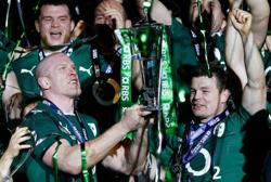 Ireland appoint former captain O'Connell as forwards coach