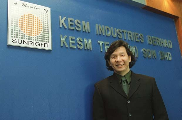 """""""In anticipation of the business recovery and to prepare for the future, we are pleased to announce a new investment of a factory space of more than 100,000 sq ft located in Melaka to support future growth in burn-in and test of automotive semiconductors, """" executive chairman and CEO Sam Lim (pic) said."""