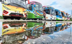 Bus owners seek moratorium for their vehicle loans