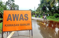 Flood situation improving in Johor