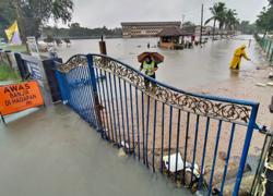 Almost 50,000 people evacuated as flood situation worsens