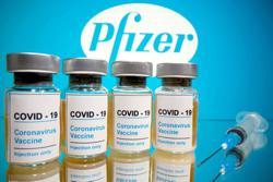 Pfizer/BioNTech vaccine appears effective against mutation in new coronavirus variants -study