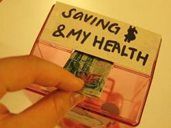 Live healthy and protect your finances by investing in insurance