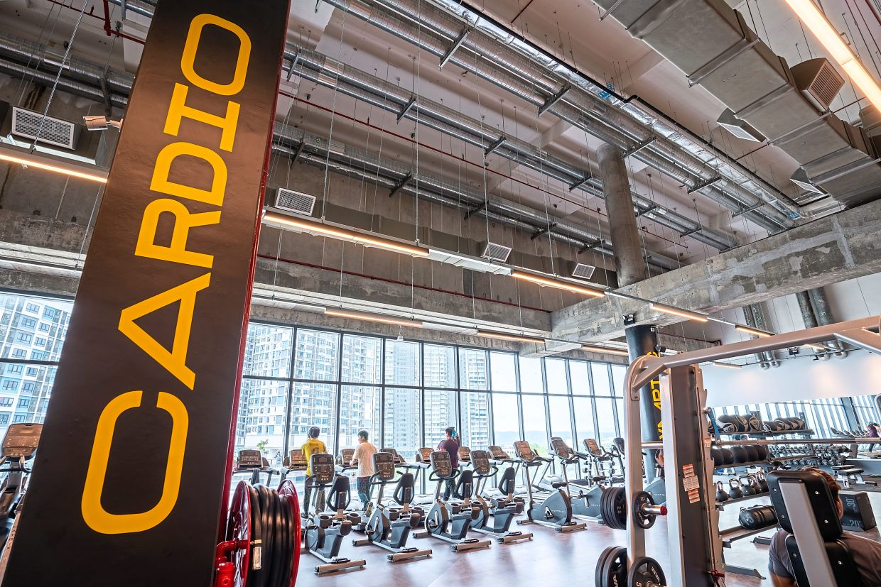 Making a comeback: The fitness and wellness industry is expected to see a resurgence given the increasing awareness on health.