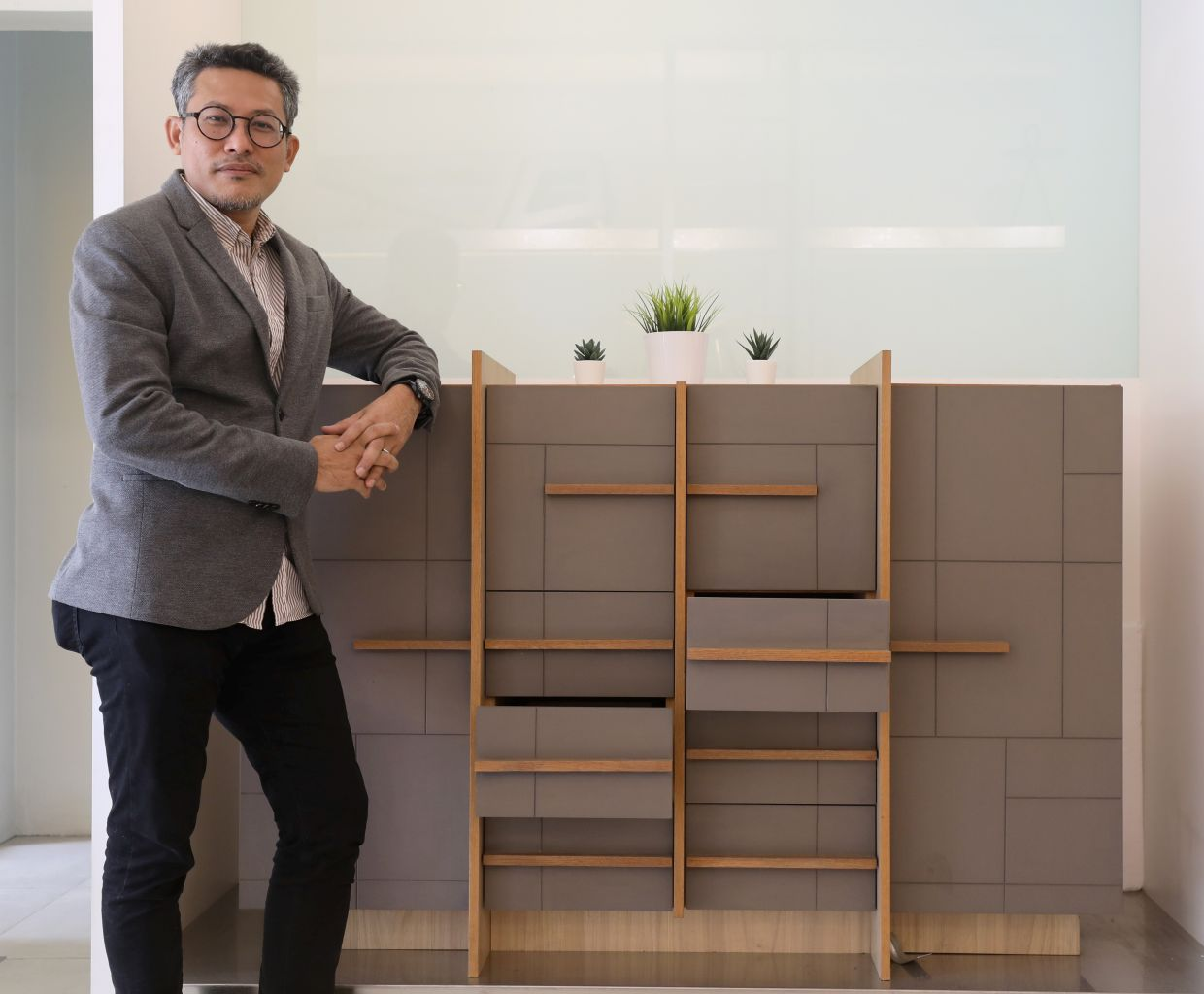 Mohd Noor: There is much potential for locally designed furniture, but efforts in raising awareness and the profile of Malaysian designers needs to be consistent.