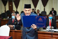 Six new faces among 17 sworn in as Selayang councillors