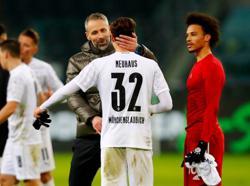 Stellar Gladbach stage three-goal comeback to stun Bayern 3-2