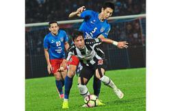 Zainal has faith in Ott and Lendric to score more goals