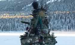 Damien Hirst works are going on holiday in St Moritz