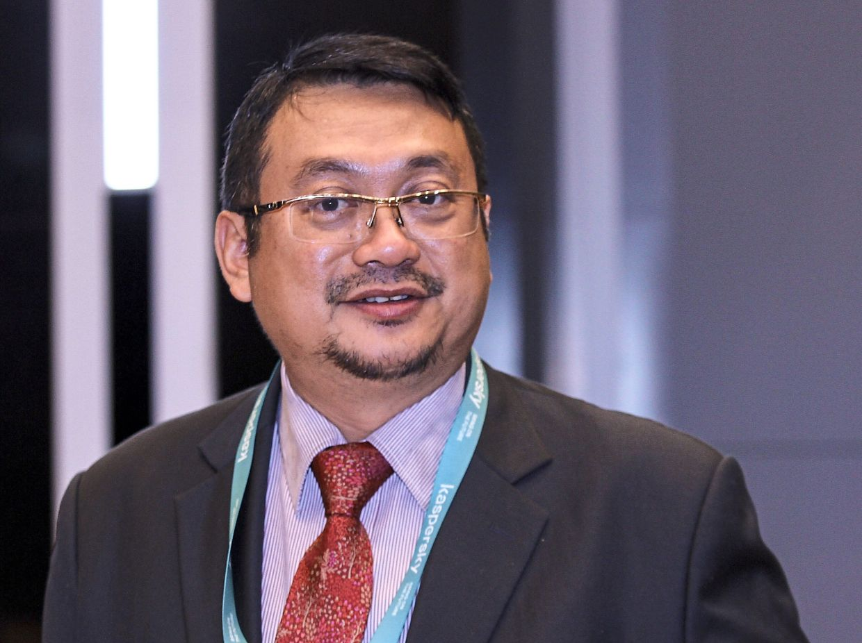 Dr Amirudin: 'We cannot deny the importance of this technology in ensuring the safety and the wellness of the people.'