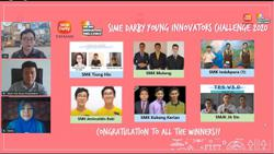 Young innovators win RM60,000 grant