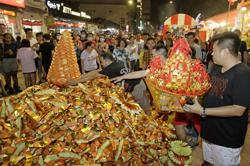 Annual Jade Emperor celebration called off for first time
